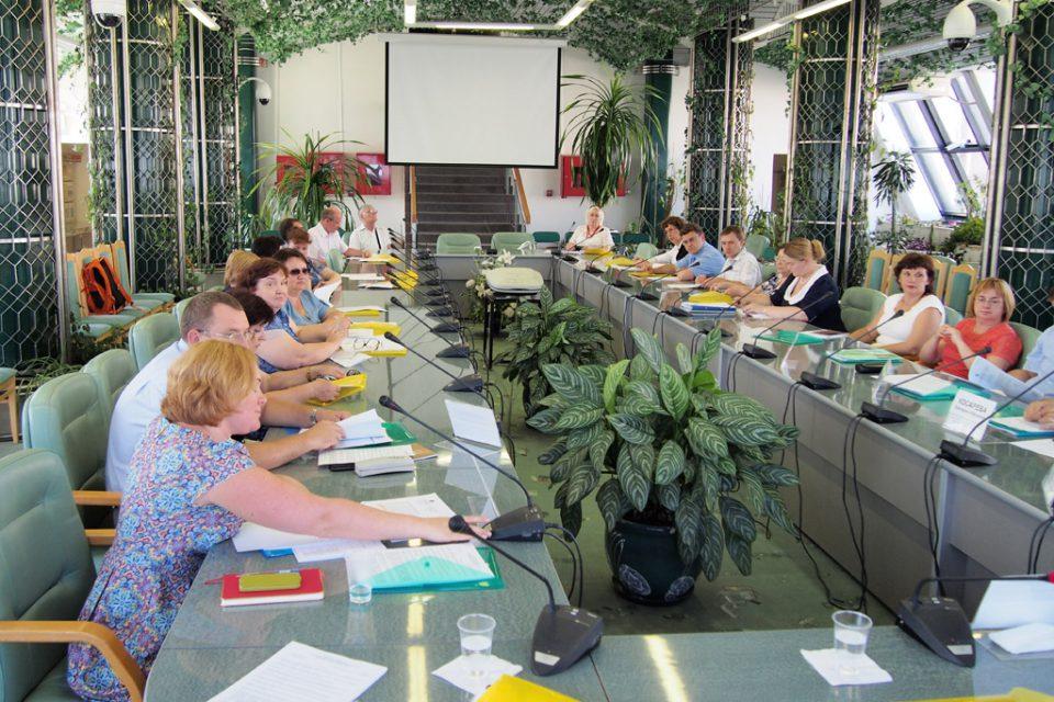 Рабочее совещание по теме «Продвижение СО НКО Самарской области на рынок социальных услуг» 22 июня 2016г.