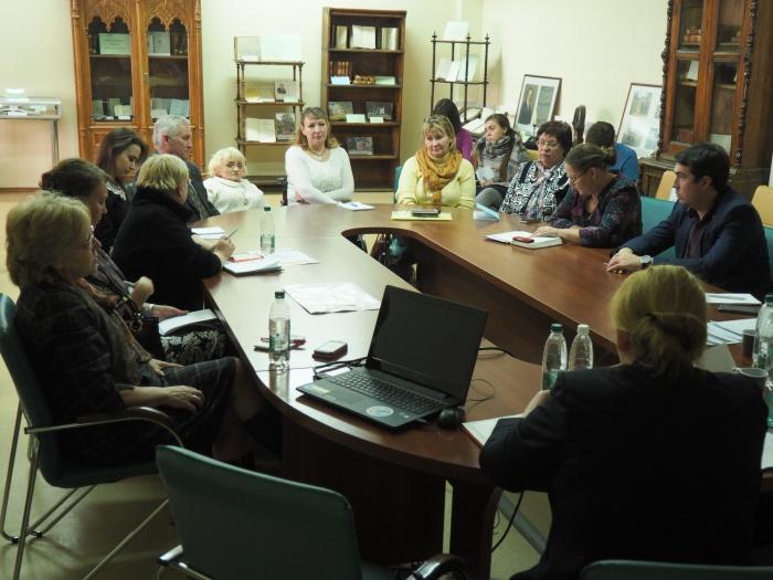 Форум СО НКО Самарской области 2016, Круглый стол Министерства образования и науки