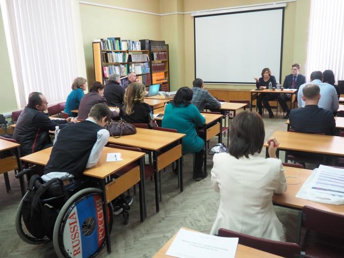 Форум СО НКО Самарской области 2016, Круглый стол Министерства здравоохранения