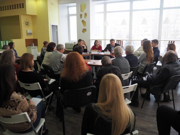 Форум СО НКО Самарской области 2016, Круглый стол Министерства культуры