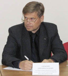 Лакоценин Дмитрий Васильевич