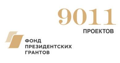 Завершился прием заявок на 1-й конкурс Президентских грантов 2019