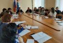 Встреча муниципальных ресурсных центров со специалистами Министерства экономического развития и инвестиций СО.