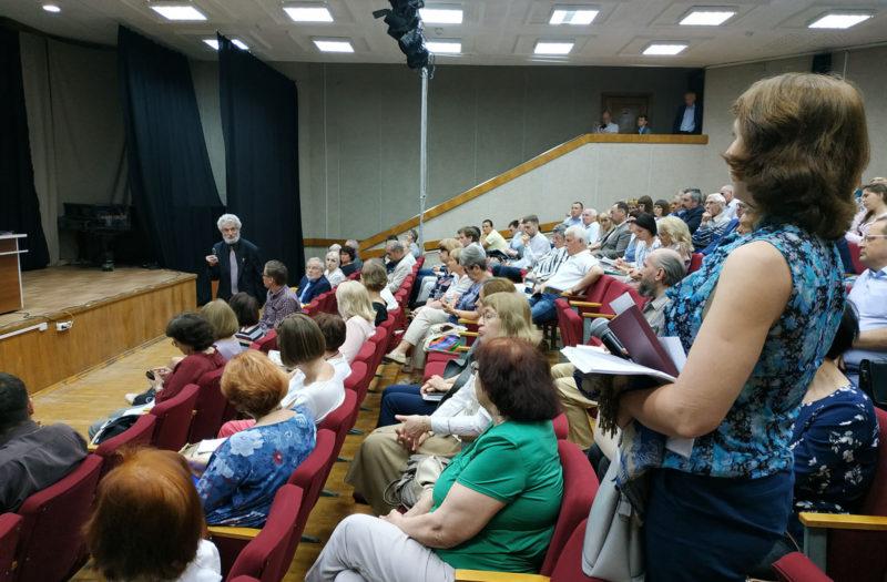 Публичные слушания по отчету об исполнении бюджета Самарской области в 2018 году: вопросы из зала. 28.05.2019
