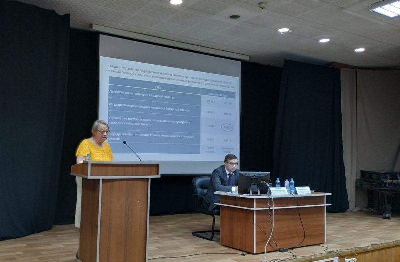 Выступление общественного эксперта по бюджету Пестриковой В.И., 28.05.2019